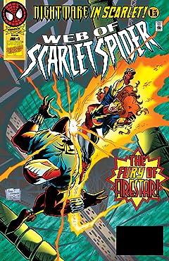 Web of Scarlet Spider (1995-1996) #3 (of 4)