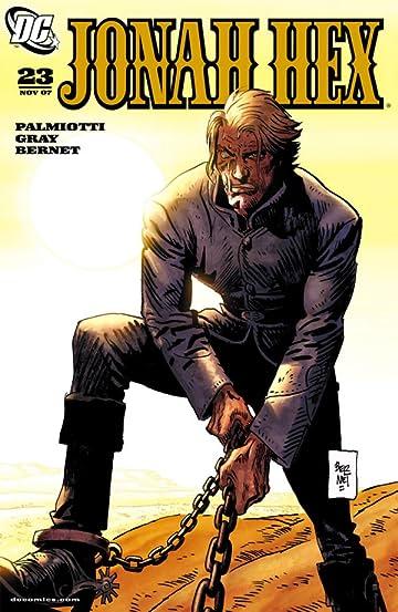Jonah Hex (2006-2011) #23