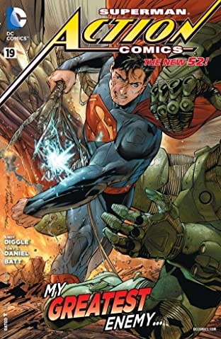 Action Comics (2011-2016) No.19