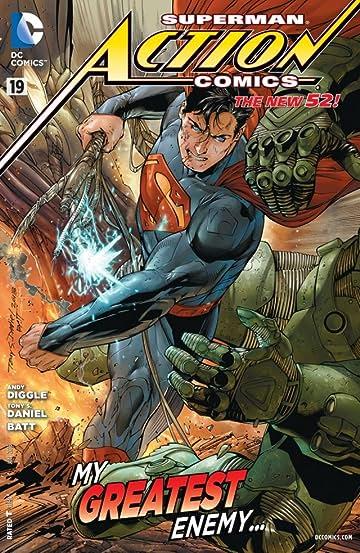 Action Comics (2011-2016) #19