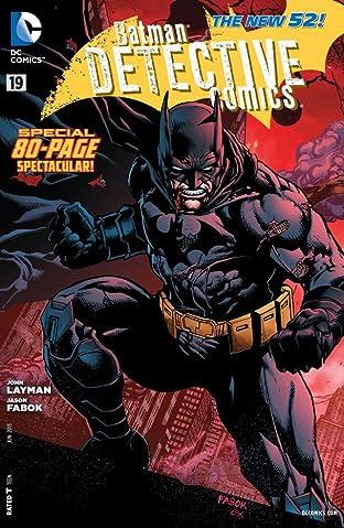 Detective Comics (2011-2016) #19