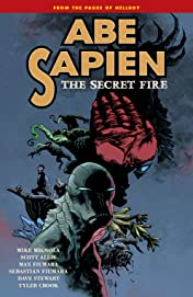 Abe Sapien Vol. 7: The Secret Fire