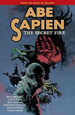 Abe Sapien Tome 7: The Secret Fire