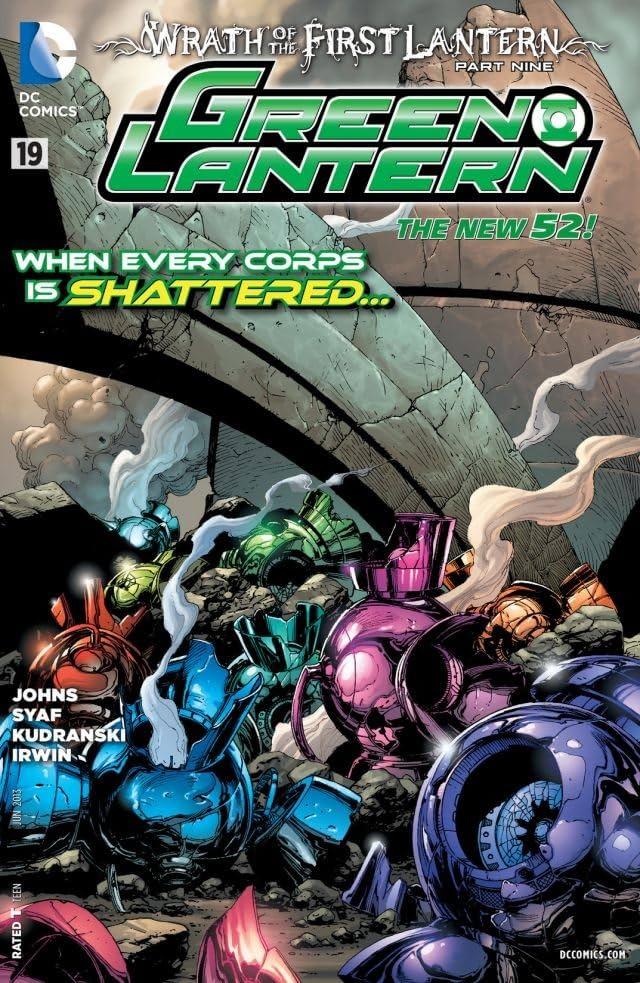 Green Lantern (2011-2016) #19