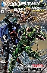 Justice League of America (2013-2015) #3