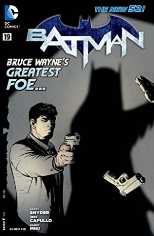 Batman (2011-2016) #19