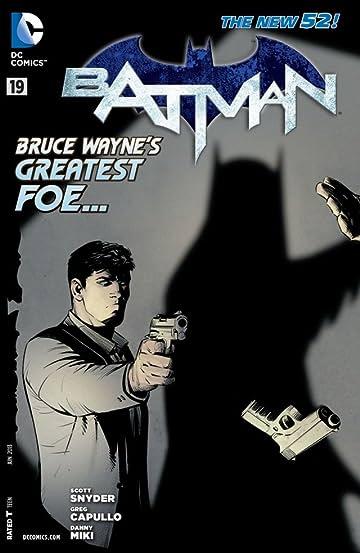 Batman (2011-) #19