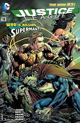 Justice League (2011-2016) #19