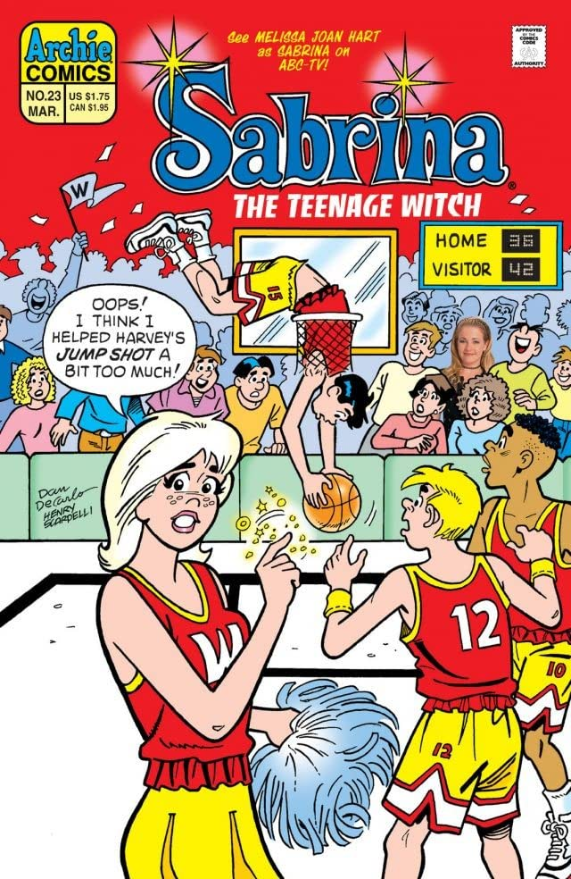 Sabrina the Teenage Witch #23