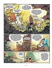 Aliénor Mandragore Vol. 1: Merlin est mort,  vive Merlin !