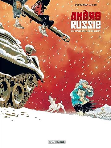 Amère Russie Vol. 1: Les amazones de bassaiev