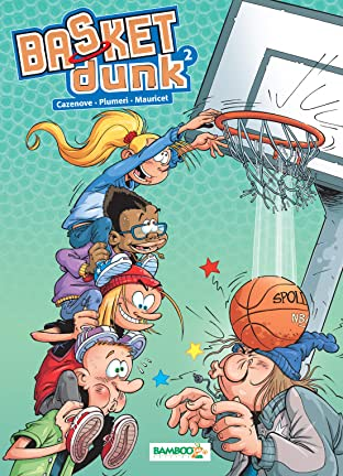 Basket Dunk Vol. 2