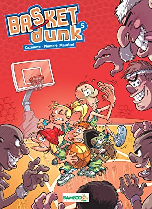 Basket Dunk Vol. 5