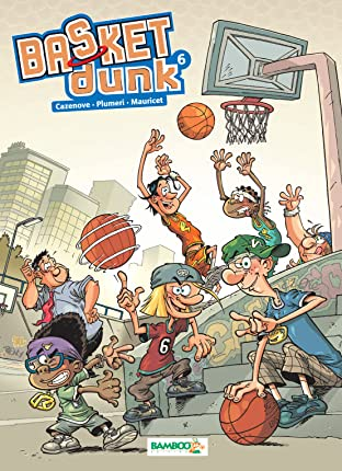 Basket Dunk Vol. 6