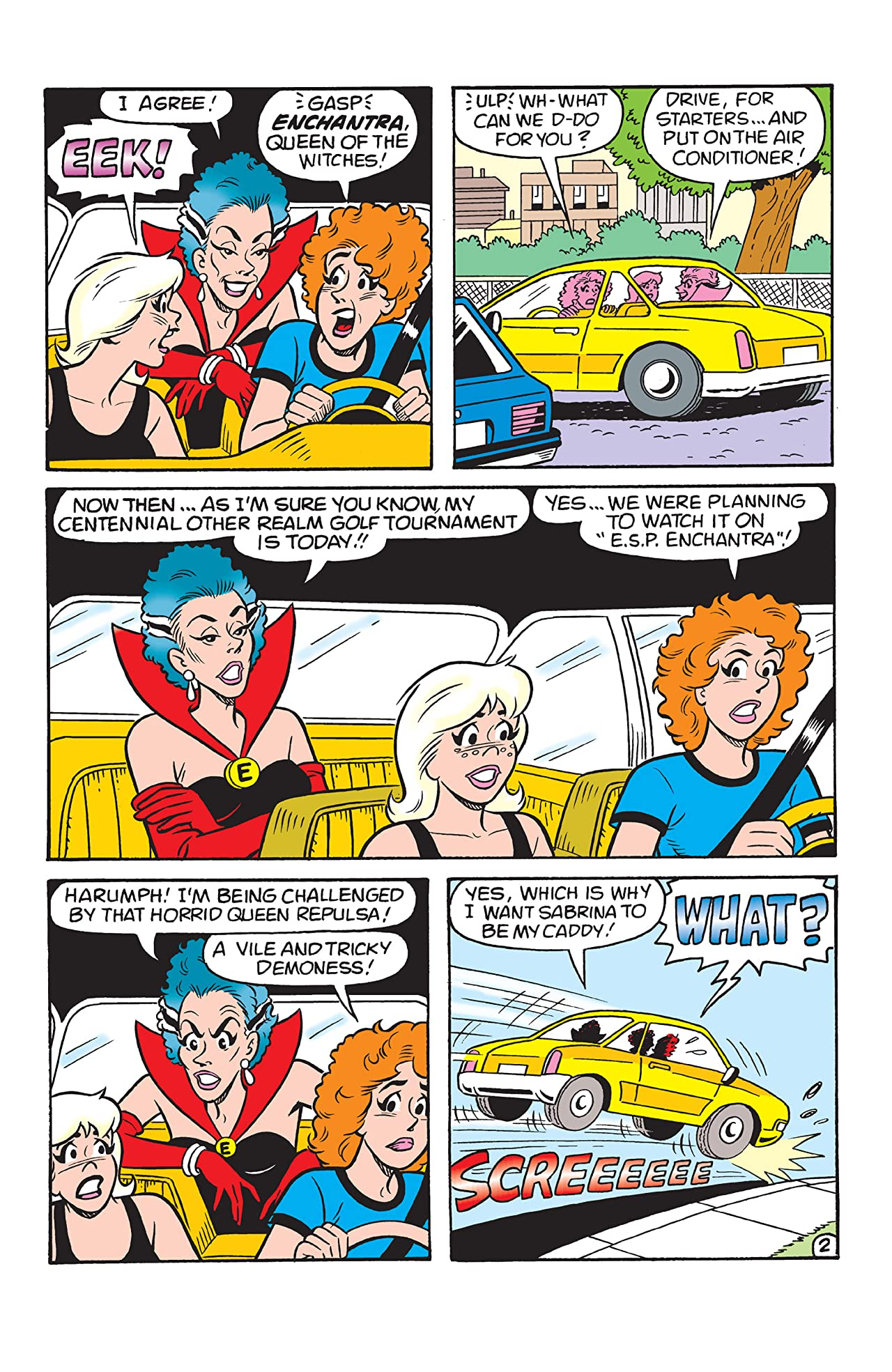 Sabrina the Teenage Witch #30