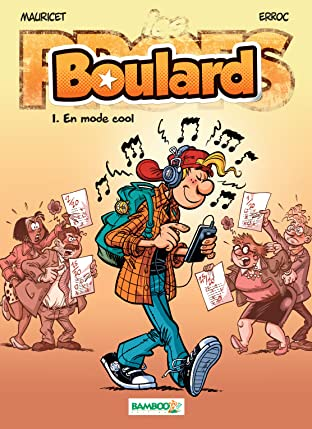 Boulard Vol. 1: En mode cool