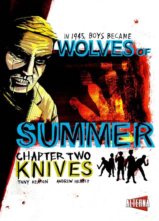 Wolves of Summer #2