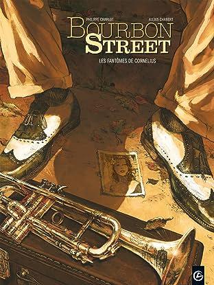 Bourbon Street Tome 1: Les fantômes de Cornelius