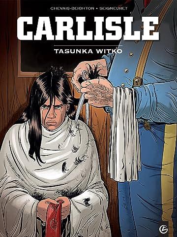 Carlisle Vol. 1: Tasunka witko