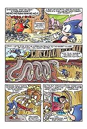 Sonic the Hedgehog #12