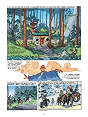Chinn Vol. 2: Le monastère de la Vieille Forêt