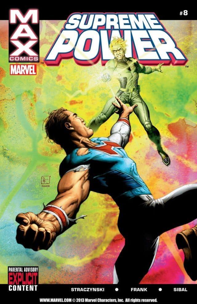Supreme Power Vol. 1 #8