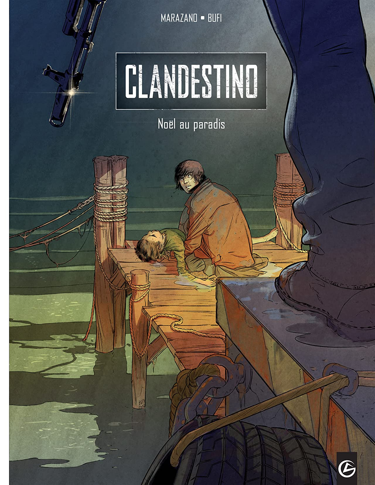 Clandestino Vol. 1: Noël au paradis
