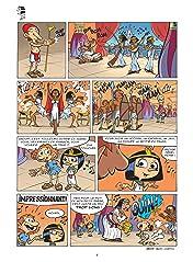 Cléo la petite pharaonne Vol. 1