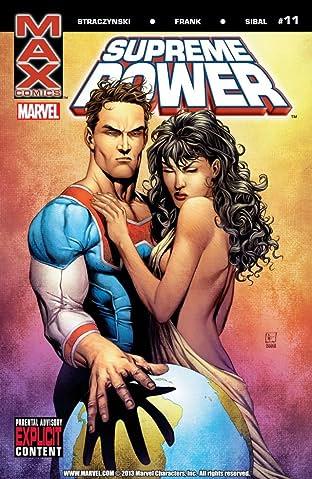 Supreme Power (2003-2005) #11