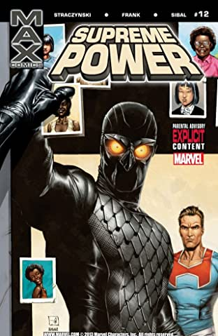 Supreme Power Vol. 1 #12