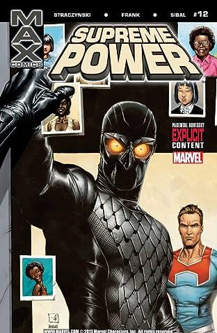 Supreme Power (2003-2005) No.12
