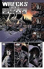 The Zombie: Simon Garth #1 (of 4)