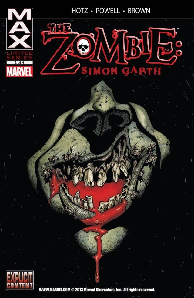The Zombie: Simon Garth #2 (of 4)