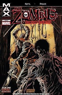 The Zombie: Simon Garth #3 (of 4)