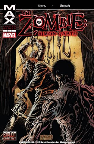 The Zombie: Simon Garth #3 (of 4)