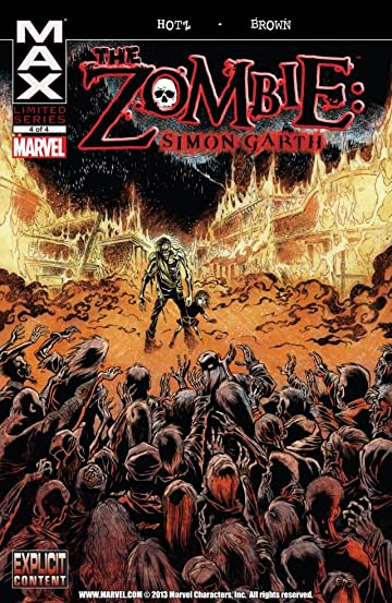 The Zombie: Simon Garth #4 (of 4)