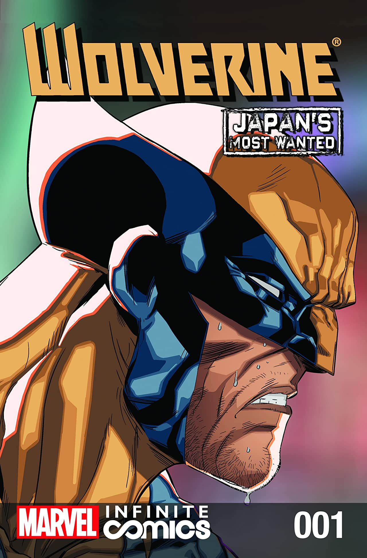 Wolverine: Japan's Most Wanted Infinite Comic No.1