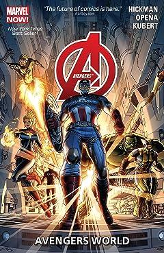 Avengers Tome 1: Avengers World