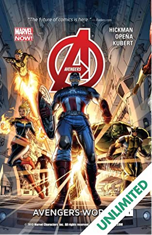 Avengers Vol. 1: Avengers World
