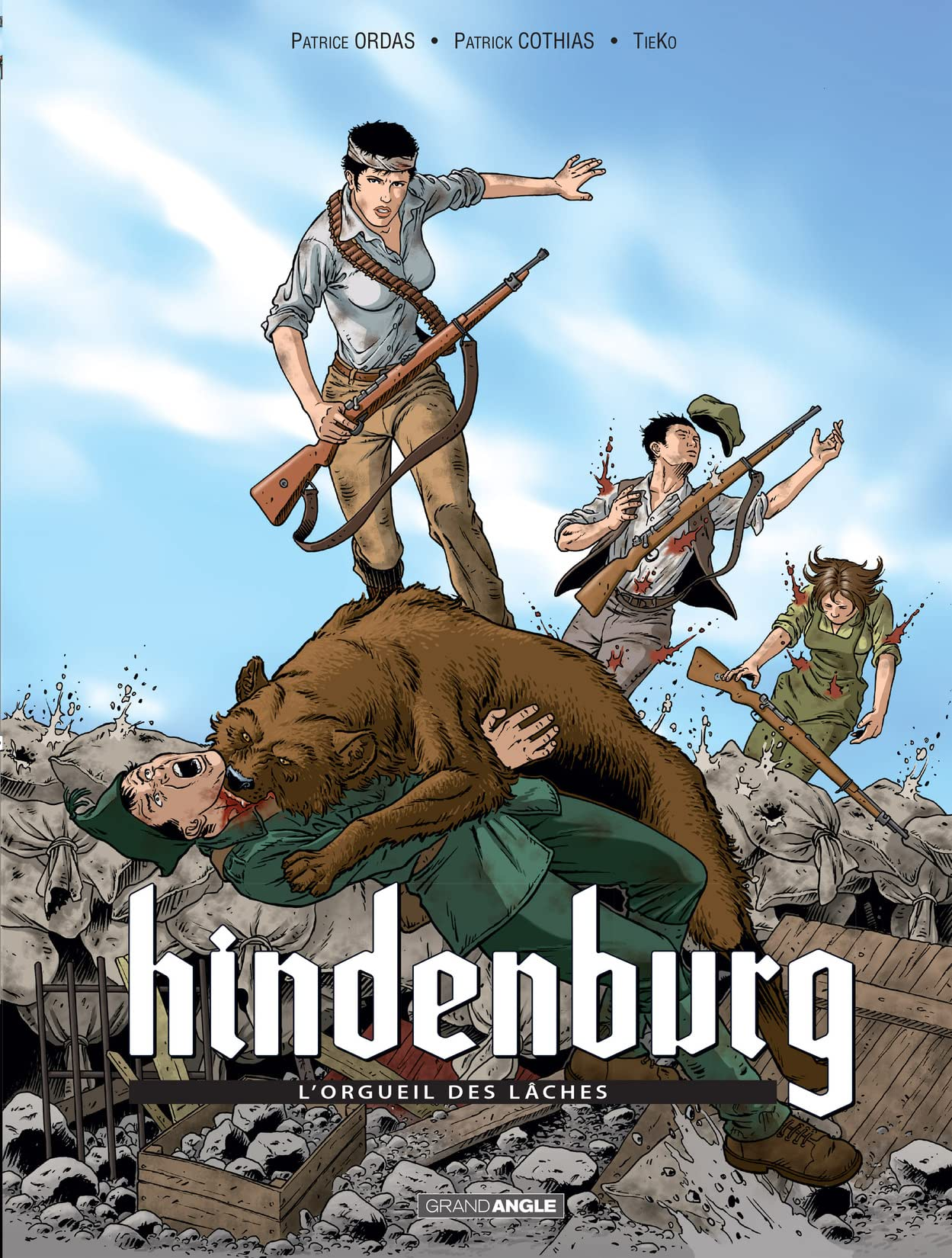 Hindenburg Vol. 2: L'orgueil des laches