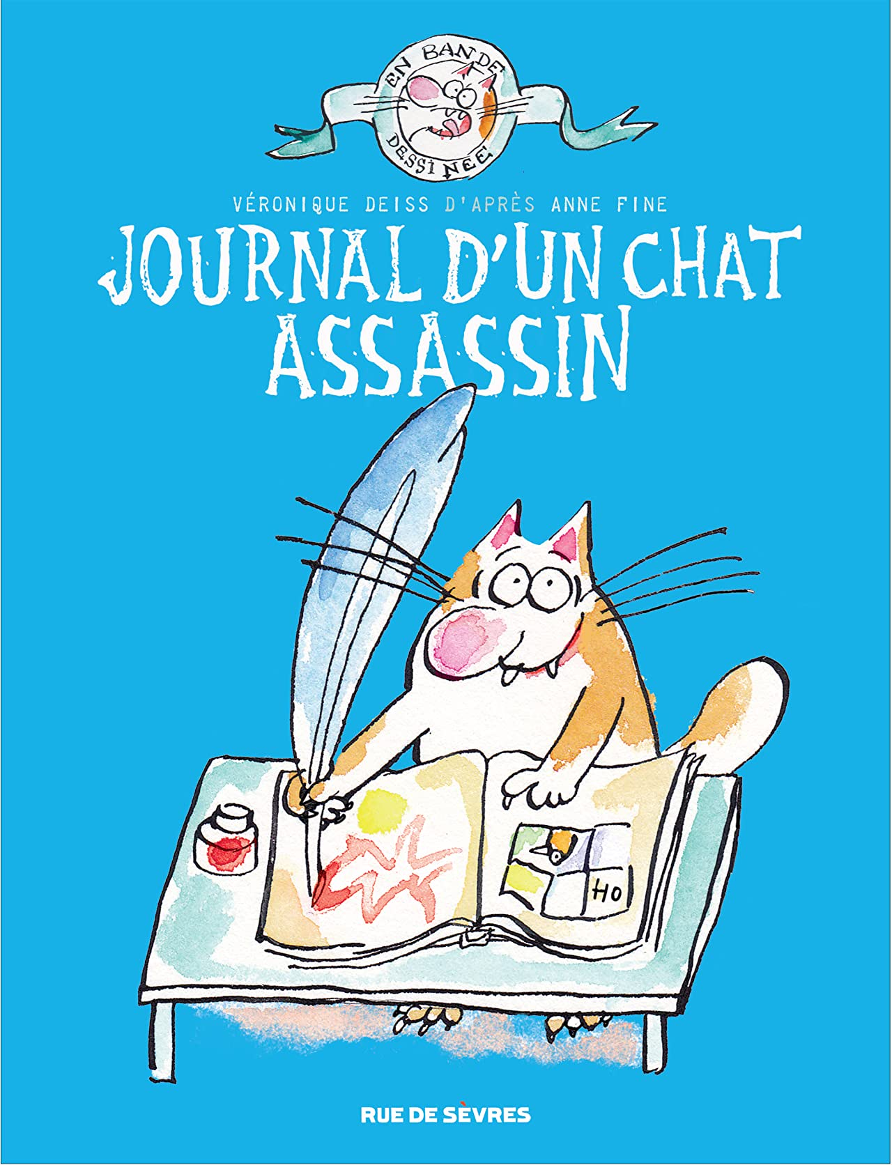 Journal d'un chat assassin Vol. 1