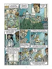 L'Ambulance 13 Vol. 5: Les Plumes de fer