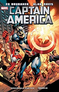 Captain America By Ed Brubaker Tome 2