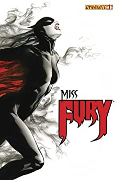 Miss Fury (2013) #1: Digital Exclusive Edition