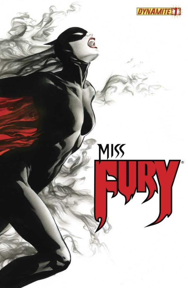 Miss Fury #1: Digital Exclusive Edition