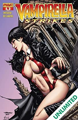 Vampirella Strikes #4