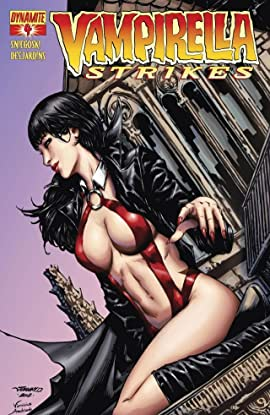 Vampirella Strikes No.4