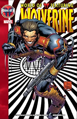House Of M: World Of M Featuring Wolverine