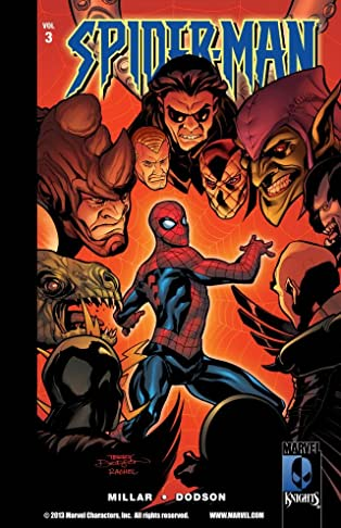 Marvel Knights Spider-Man Vol. 3: The Last Stand