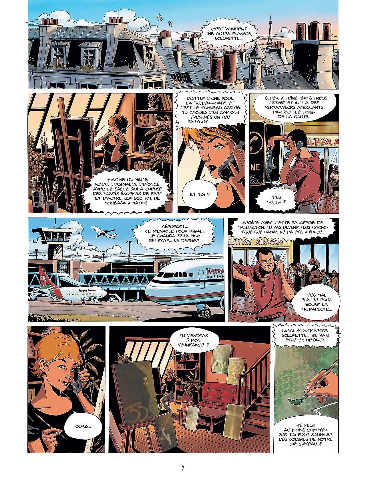 La Lignée Vol. 4: Diane & David,  1994